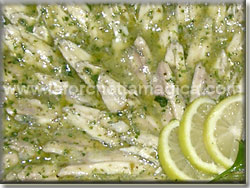 laforchettamagica.com - Alici in salsa verde