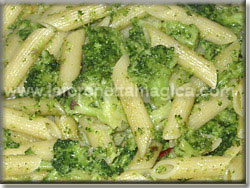 laforchettamagica.com - Penne con broccoli